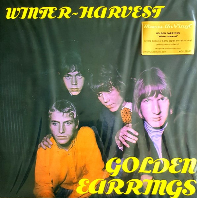 Golden Earrings – Winter-Harvest