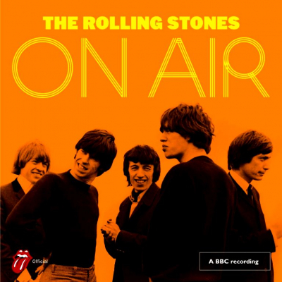 The Rolling Stones ‎– The Rolling Stones On Air