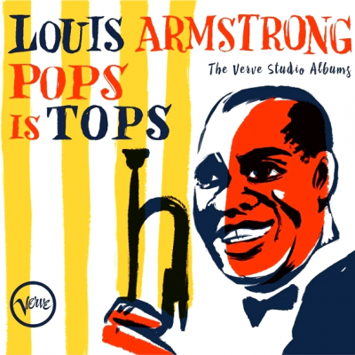 Louis Armstrong - Pops Is Tops: The Verve Studio Albums (4xCD)
