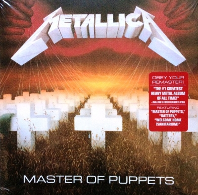 Metallica ‎– Master Of Puppets (Digisleeve)