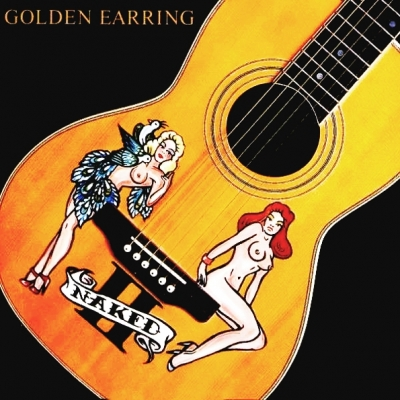 Golden Earring ‎– Naked II
