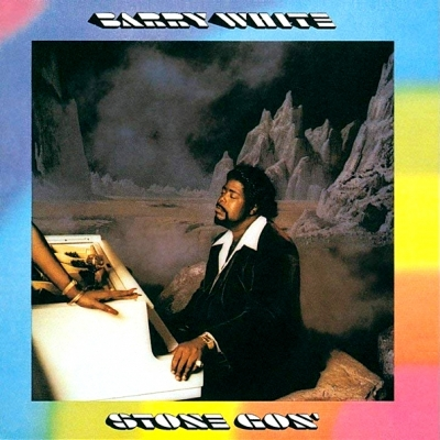 Barry White ‎– Stone Gon'