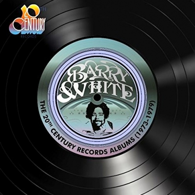 Barry White ‎– The 20th Century Records Albums (1973-1979) (9xLP, Box Set)