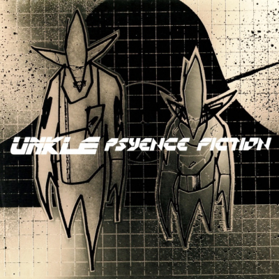 Unkle ‎– Psyence Fiction (2xLP)