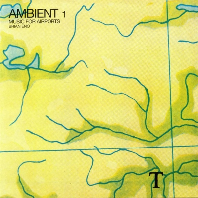 BrianEno ‎– Ambient 1 (Music For Airports)
