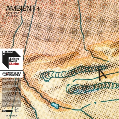 Brian Eno ‎– Ambient 4 (On Land) (2xLP)