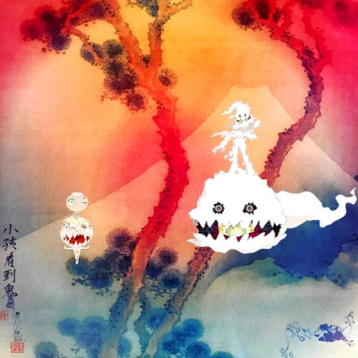 Kids See Ghosts ‎– Kids See Ghosts
