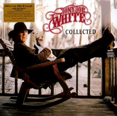 Tony Joe White ‎– Collected (2xLP, Limited Edition, Numbered, Reissue, Red Transparent)