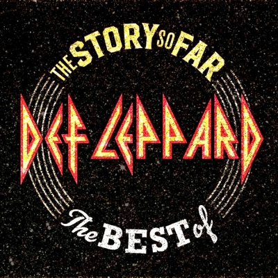 Def Leppard ‎– The Story So Far: The Best Of (2xLP, 7
