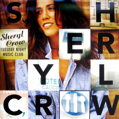 Sheryl Crow ‎– Tuesday Night Music Club (2xLP)