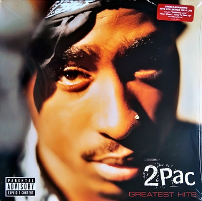 2Pac ‎– Greatest Hits (4xLP)