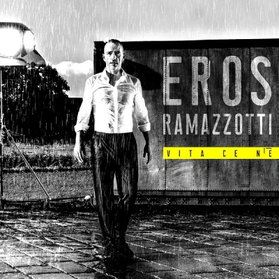 Eros Ramazzotti ‎– Vita Ce N'è (2xLP, Transparent Colored)