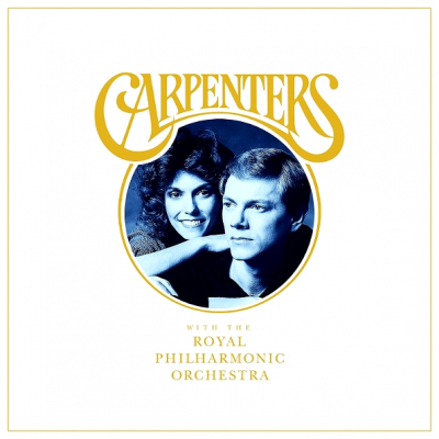 Carpenters ‎– Carpenters With The Royal Philharmonic Orchestra (2xLP)