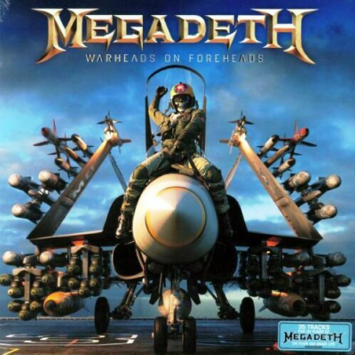 Megadeth ‎– Warheads On Foreheads (4xLP,  Box Set)