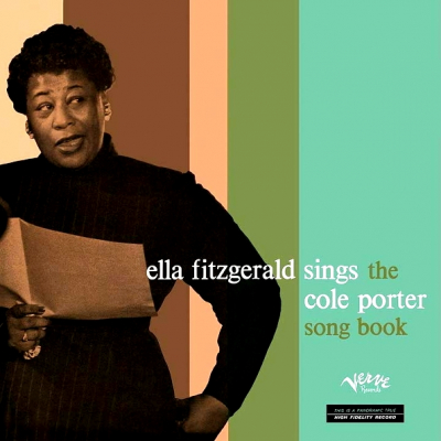 Ella Fitzgerald - Sings The Cole Porter Song Book (2xLP)