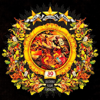 Zucchero ‎– Oro Incenso & Birra (30th Anniversary - 180 Gr. Vinyl Edition)