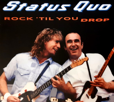 Status Quo ‎– Rock 'Til You Drop (3xCD, Deluxe Edition)