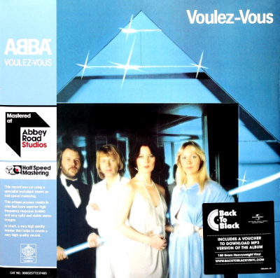 ABBA ‎– Voulez-Vous (2xLP,  Mastered At Abbey Road Studios - Half Speed Mastering)