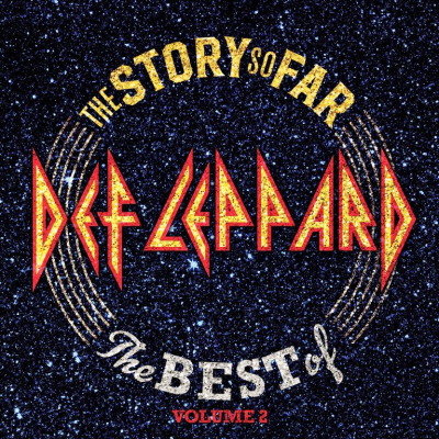 Def Leppard ‎– The Story So Far: The Best Of Volume 2 (2xLP)