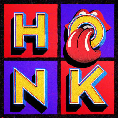The Rolling Stones ‎– Honk (3xLP)
