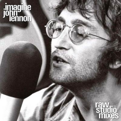 John Lennon ‎– Imagine (Raw Studio Mixes) (2xLP)