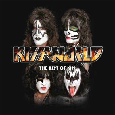 KISS ‎– Kissworld (The Best Of KISS) (2xLP)