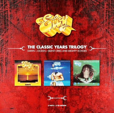 Eloy ‎– The Classic Years Trilogy (3xLP+3xCD)