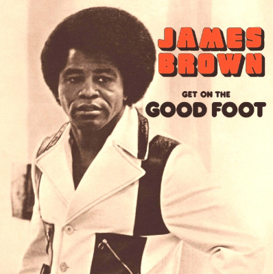 James Brown ‎– Get On The Good Foot (2xLP)