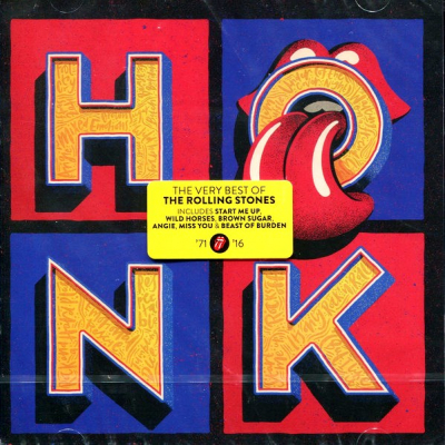 The Rolling Stones ‎– Honk (2xCD)