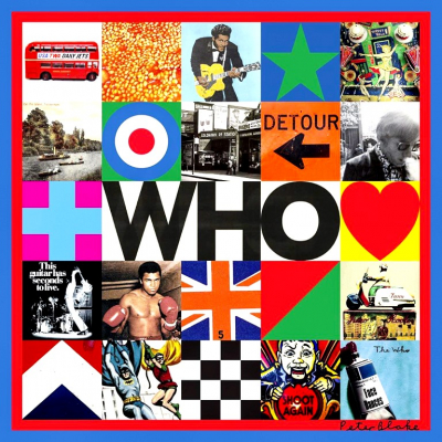 The Who ‎– Who