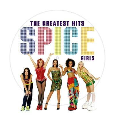 Spice Girls ‎– The Greatest Hits