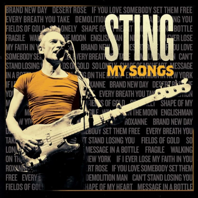 Sting ‎– My Songs (2xLP)