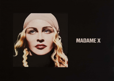 Madonna ‎– Madame X (Box Set, Deluxe Edition, 2xCD, Аудиокассета, Vinyl, 7