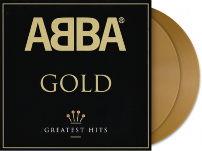 ABBA ‎– Gold (Greatest Hits) (2xLP, Limited Edition, Remastered, Gold)