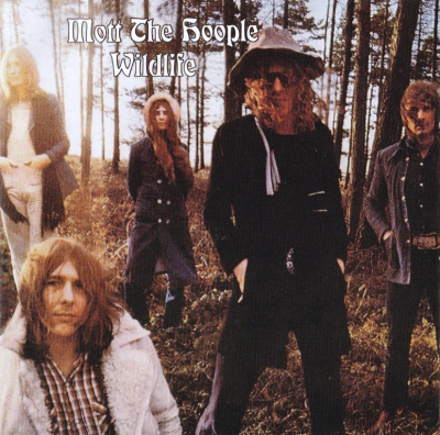 Mott The Hoople ‎– Wildlife