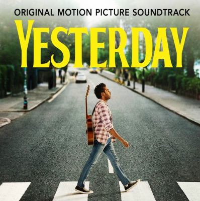 Various, Hamish Patel ‎– Yesterday (Original Motion Picture Soundtrack) (2xLP)