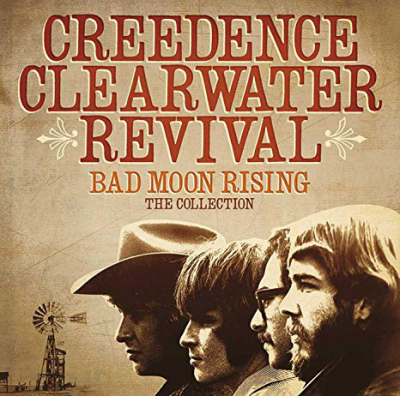 Creedence Clearwater Revival ‎– Bad Moon Rising