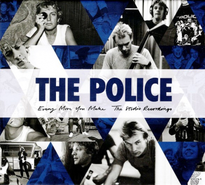 The Police ‎– Every Move You Make (The Studio Recordings) (6xCD)