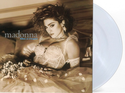 Madonna ‎– Like A Virgin (Limited Edition, Reissue, Clear, 180g)