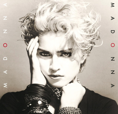 Madonna ‎– Madonna (Limited Edition, Reissue, Clear, 180g)