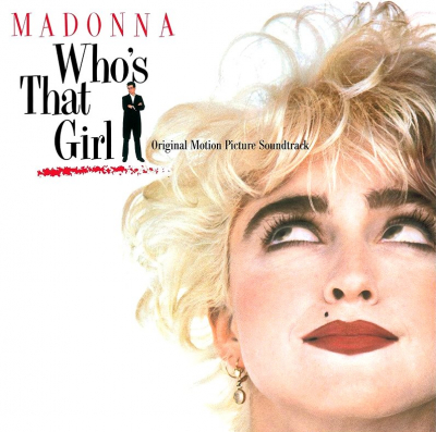 Madonna ‎– Who's That Girl (Limited Edition, Reissue, Clear, 180g)