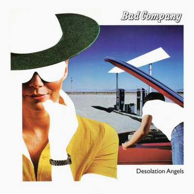 Bad Company – Desolation Angels (2xCD, Deluxe Edition)