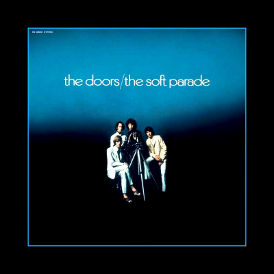 The Doors ‎– The Soft Parade, Limited Edition, 50th Anniversary