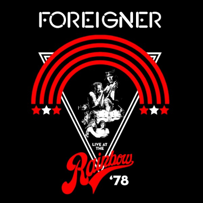 Foreigner ‎– Live At The Rainbow '78 (2xLP)
