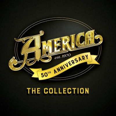 America ‎– 50th Anniversary - The Collection (2xLP)