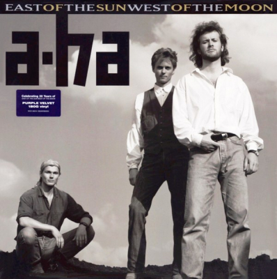 A-Ha ‎– East Of The Sun West Of The Moon (Purple Velvet, 30th Anniversary Edition)