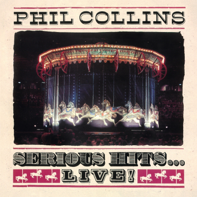 Phil Collins ‎– Serious Hits...Live (2xLP)