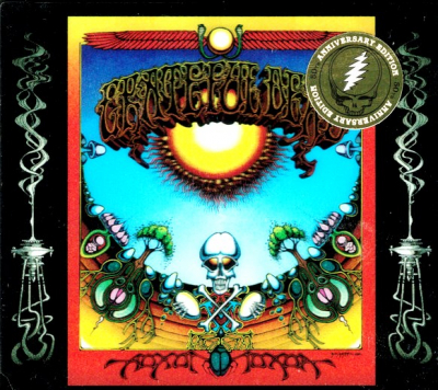 Grateful Dead – Aoxomoxoa (2xCD, 50th Anniversary Deluxe Edition)