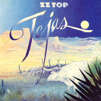 ZZ Top ‎– Tejas (Purple)