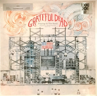 The Grateful Dead ‎– Playing In The Band - Seattle, Washington 5/21/74